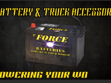 eFORCE Batteries